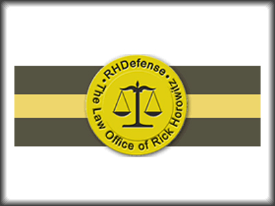 RHDefense: The Law Office of Rick Horowitz
