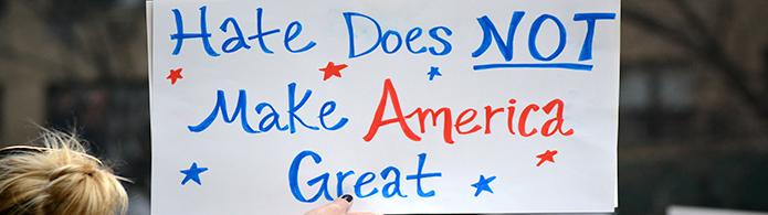 Hate America Great Again